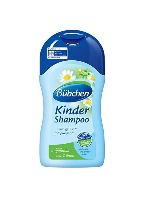 Bübchen Bübchen Bebek Şampuanı Ekstra Yumuşak Formül Renksiz